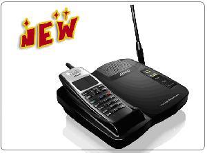 senao sn 356 cordless telephone 500m 15km up 99 handsets