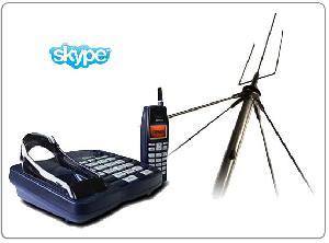 senao sn 358 skype power wireless phone 500m 15km up 99 handsets
