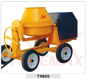 concrete mixer tm90s