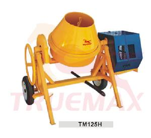 portable concrete mixer tmm125h