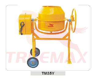 portable concrete mixer tmm35y