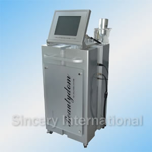 ultrasound cavitation beauty machine body slimming contouring shaping