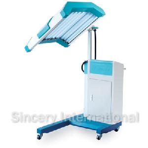 uv radiation therapy system