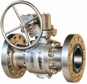 carbon steel side entry ball valve