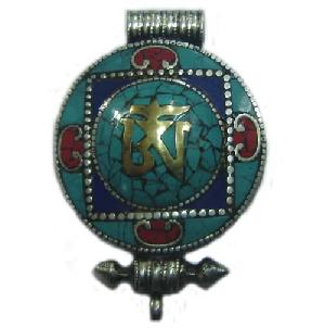 tibetan ghau pendants