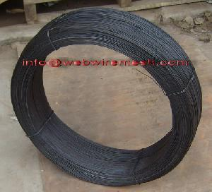 100lbs shoulder coil tie wire bwg7 8 916 annealed iron