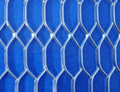 8mm x 16mm aluminum expanded metal mesh