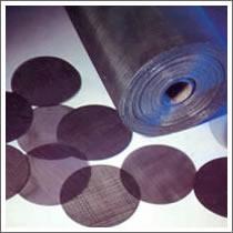 wire cloth mild steel mesh filter disc