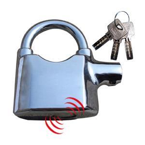 alarm pad lock 110db siren