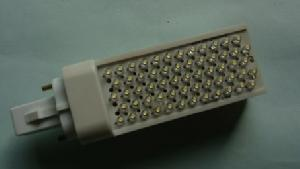 g24 led pl plug compact fluorescent light