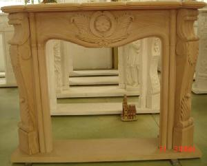 fireplace sandstone 01