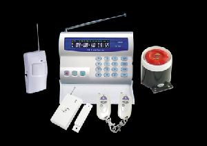 alarm system security wireless