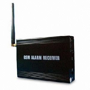gsm alarm receiver wireless wired
