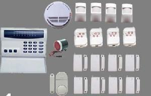 home alarm system security project
