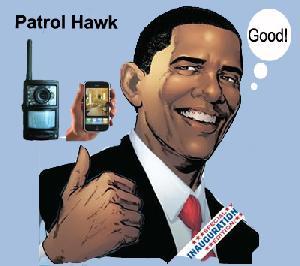 love patrol hawk alarm system