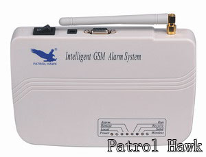 patrol hawk alarm g10 wireless wired