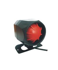 wired mini siren
