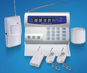 wireless alarm system gsm