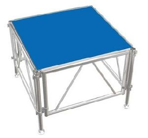 aluminum assembly stage