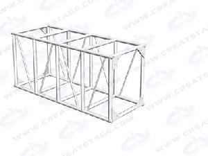 aluminum lighting truss