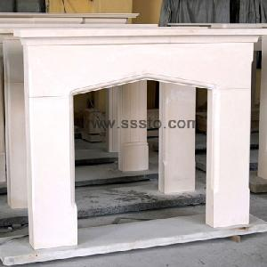 supplier exporter granite marble fireplace ab0217 stone fireplaces