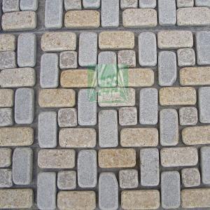 granite paving stone granites cobble stones granit driveway cubes