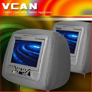 vcan 9 headrest dvd player
