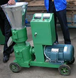 flat mould pellet machine