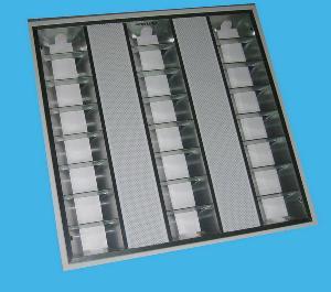 recessed mounted lighting fixture