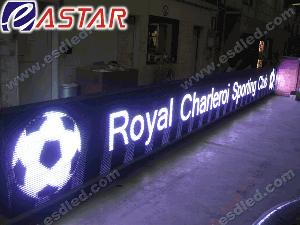 indoor p12mm 1in1 led display signs