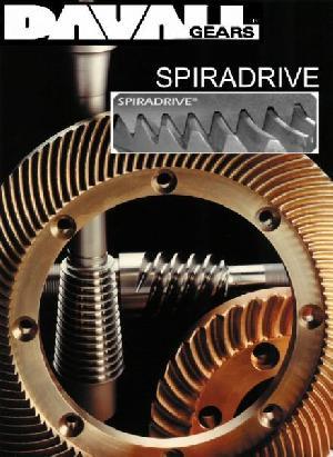 gearbox spiradrive torque compact minimal backlash