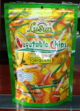 vacuum dried vegetable fruit chips