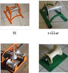 cable roller corner drum jacks