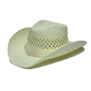 straw cowboy cap