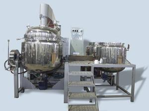 homogenizing machine