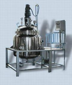 vacuum liquid mixer