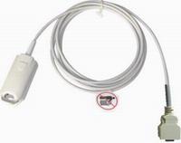 dolphin adult finger clip spo2 sensor pulse oximeter probe