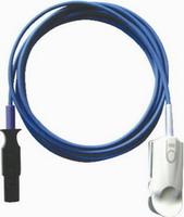novametrix 10 oximeter probe adult fingerclip spo2 sensor 505 510 511 515b c 520