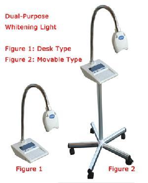 led whitening light dy400 10 teeth accelerator bleaching
