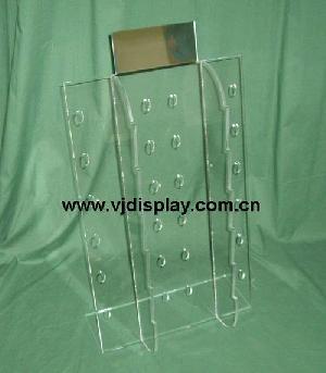 eyeglasses display rack
