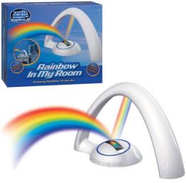 rainbow led lights room