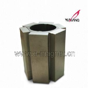 samarium cobalt electro motor rotor magnet