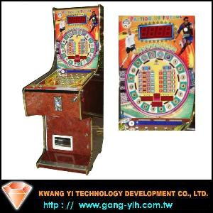 flipper ball machine pinball coin operated games
