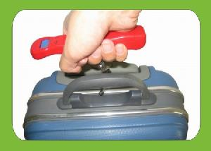 luggage baggage scale weighs up 110lbs 50kgs