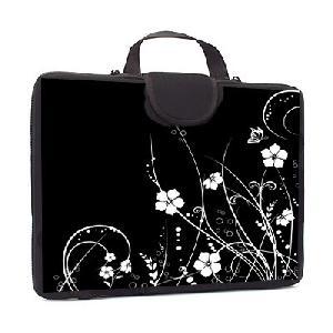 pringing logo neoprene laptop bag case sleeve feeling