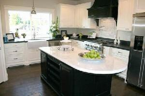 solid countertops polished surface