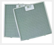 expanded wire mesh panel filter