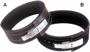 training power lifting belts