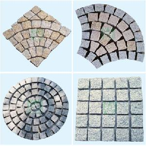 paving stone cubes stones granite pavers