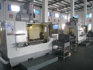 glass forming mould manufactured machines